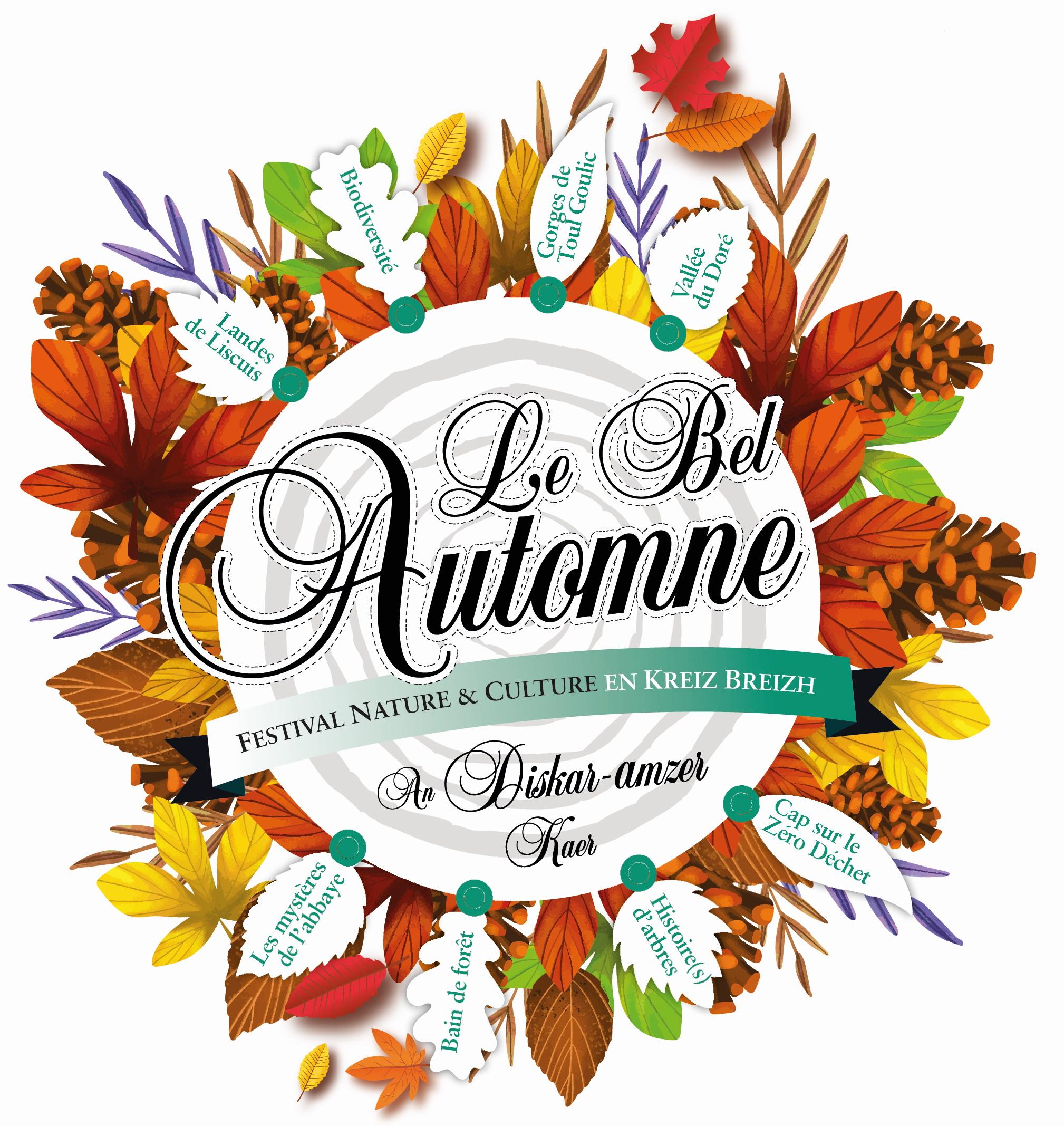 affiche du festival Le Bel Automne